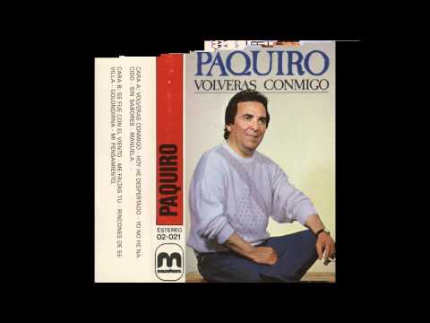 Paco Reyes El Paquiro - Anónimo (2012)