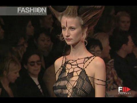 CHRISTIAN LACROIX Spring Summer 1998 Paris - Fashion Channel