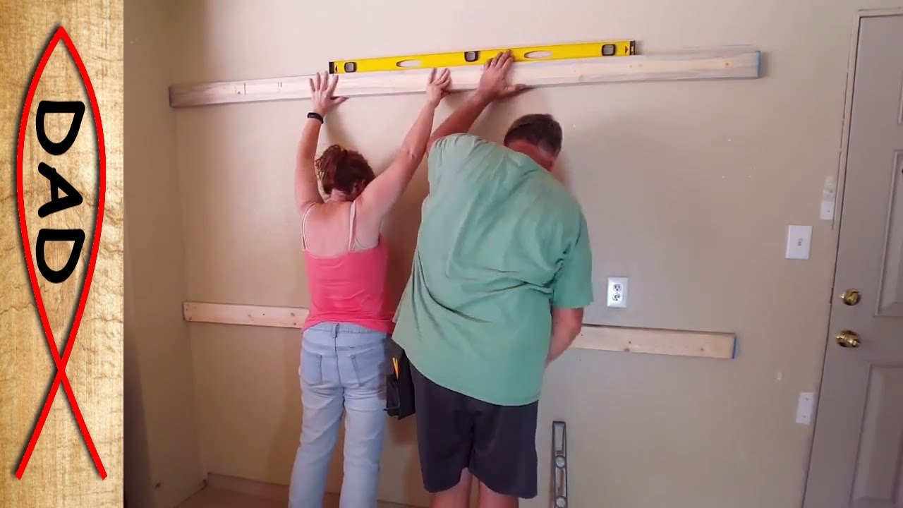 2x4 Garage Shelves Easiest Storage You Will Ever Build