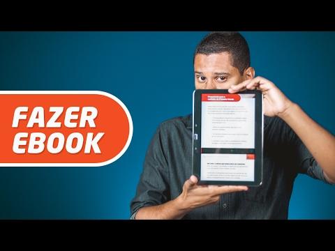 Como FAZER EBOOK para vender na internet?