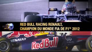 Le moteur RS27 offre à Renault son 11ème titre constructeur en F1 - Tous champions !