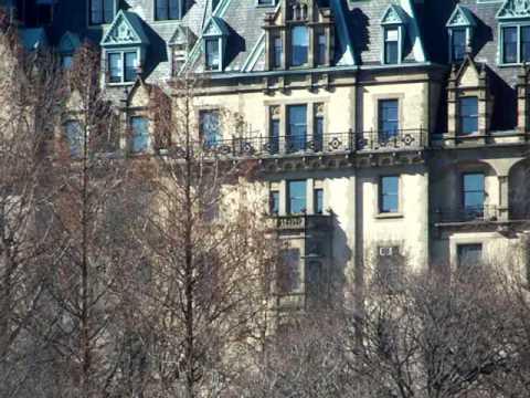 John Lennon's Last Residence: The Dakota 1/13/09