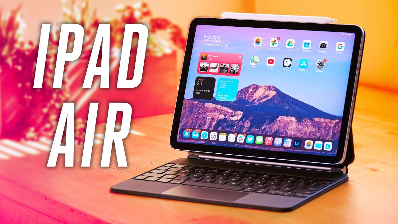 New iPad Air (2020) review - The Verge
