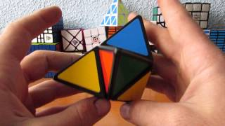 Review Pyramorphix, el Tetraedro de Satan
