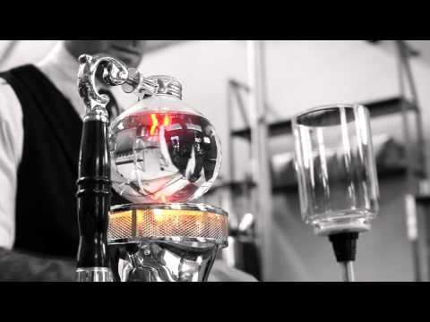[Series Học pha chế miễn phí] Hướng dẫn pha cafe bằng bình syphon siphon