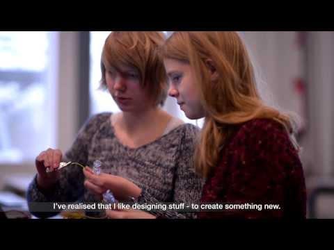 FabLab@SCHOOLdk // Det entreprenante mindset (UK subtitles)