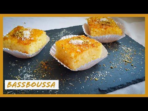 besboussa-À-la-noix-de-coco-et-citron---recette-inratable--
