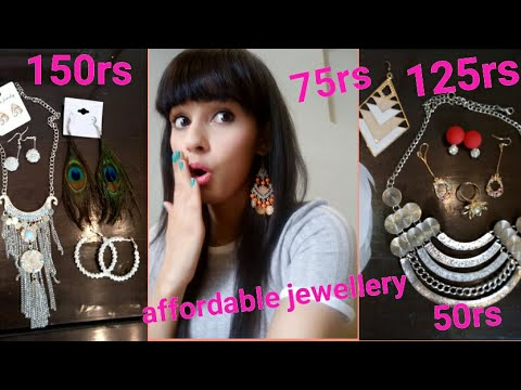 Fashion Jewellery Haul-part 2 | Coupon Code |Online Shopping| Club Factory | Giveaway Announcement |