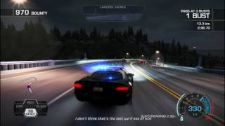 Need For Speed Hot Pursuit- PART 63 Snake Pit