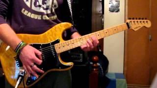 Stronger - Hillsong - Electric Guitar
