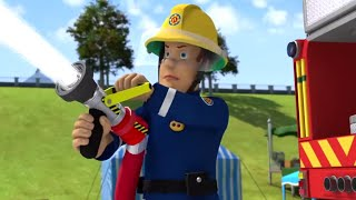 Fireman Sam US 🚒Fireman Sam Best Moments | Fire Rescue 🔥 Kids Movie