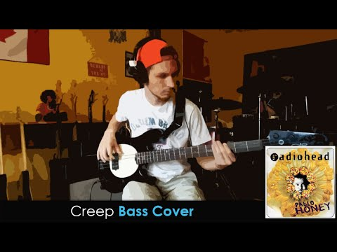 Radiohead Creep Bass Cover TABS DaniB5000