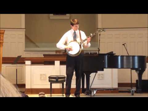 """Spencer Hatcher playing """"Whoa Mule"""""""