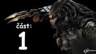 Aliens vs Predator 2010 | #1 | Predátor | CZ Let's Play