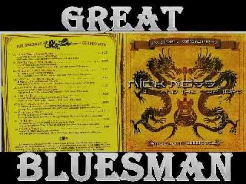 Nick Moss & The Flip Tops - Live - 2009 - Lonesome Bedroom Blues - Dimitris Lesini Blues