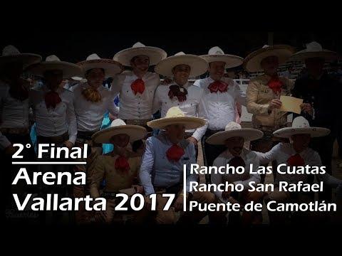 charreada-completa---2-gran-final---arena-vallarta-2017