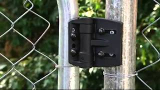 Tru-close Gate Hinges Installation Video