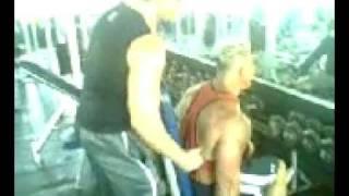 Atleta Profissional IFBB Andy Haman treina no Rio de Janeiro com Doctorbody parte 12