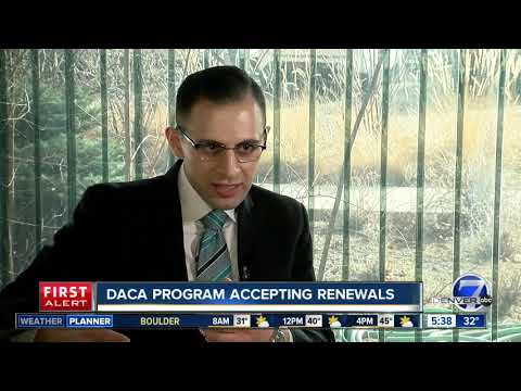 Law firm and local non-profit helping DACA recipients