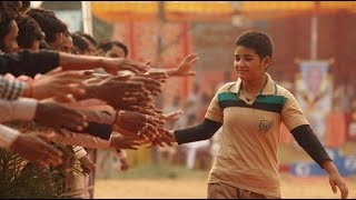 Best supporting actress - Zaira Wasim for the movie 'Dangal' at 64th #NationalFilmAwards