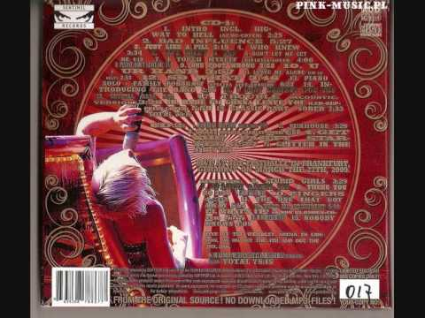 P!nk - Dear Mr. President (Studio Session 2007)
