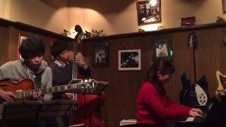 2015 12/26 @神田ステップ Cool walk comp. Oscar Peterson guitar 久保...