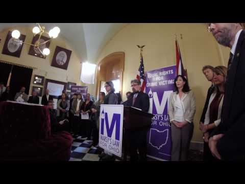 Marsy's Law for Ohio Campaign Kickoff, 3 of 3