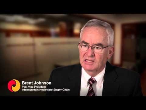 Brent Johnson - 2015 Dignity Through Work Visionary Leadership Award Recipient