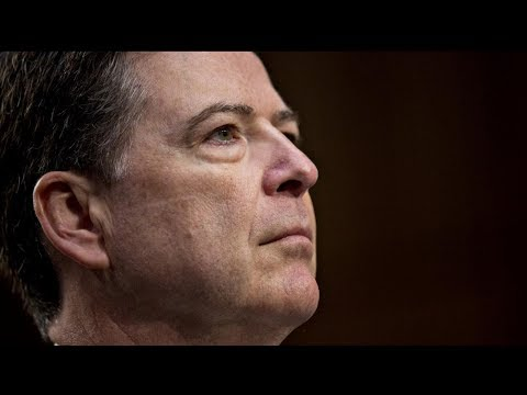 Comey describes briefing with Trump \'almost an out-of-body experience\'