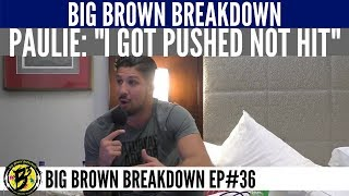Paulie Malignaggi on Conor McGregor Knocking Him Down -