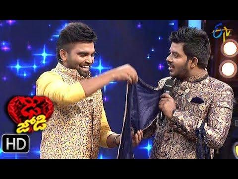 Sudheer |  Pradeep | Funny Joke | Dhee Jodi | 16th January 2019 | ETV Telugu