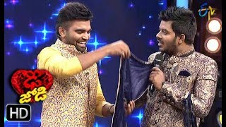 Sudheer |  Pradeep | Funny Joke | Dhee Jodi | 16th January 2019 | ETV Telugu