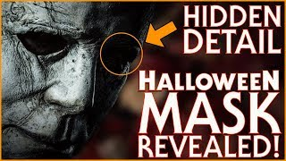 Halloween 2018 Mask Revealed - Awesome Poster Detail!