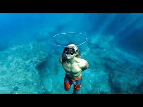 Diving With Cobian Dewey In 4K (GoPro HERO6 + 4k60)