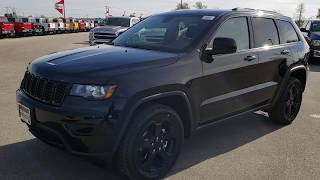 2019 JEEP GRAND CHEROKEE UPLAND LAREDO PACKAGE WALK AROUND REVIEW FOND DU LAC 9J142