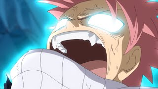 Eating Etherion | Top 5 Natsu Dragneel Moments