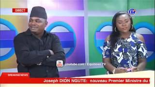 DISONS TOUT DU VENDREDI 04 JANVIER 2019 - ÉQUINOXE TV