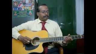 Ye Sham Mastani guitar instrumental by Rajkumar Joseph.M
