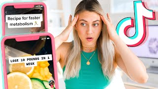 TikTok's Toxic Diet Culture Needs to be Stopped