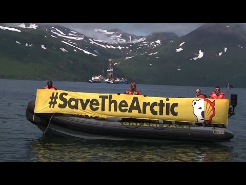 This is how #PeoplePower saved the Arctic from Shell