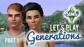 Let's Play the Sims 3 Generations — Part 1