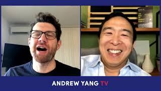 Andrew Yang & Billy Eichner Live Restream | Oct 22, 2020