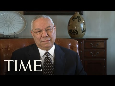 10 Questions for Colin Powell
