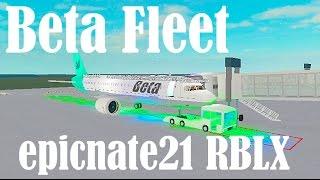 ROBLOX Vuelo Beta Fleet A320-NEO