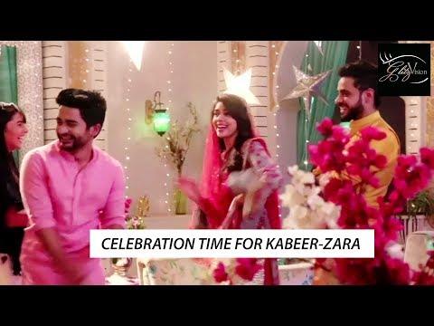 Kabeer is back , FULL Celebration mode in the house | Ishq SubhanAllah | ZEE TV
