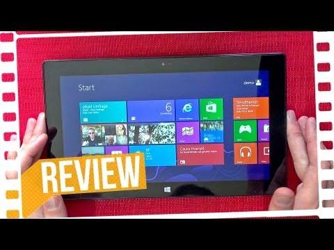 Microsoft Surface Pro - Review - HD