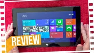 Microsoft Surface Pro - Review - HD