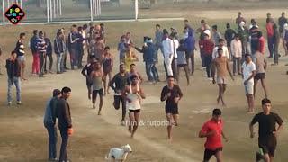 Indian Army Rally Bharti 1600 मीटर की दौड़ Firozabad