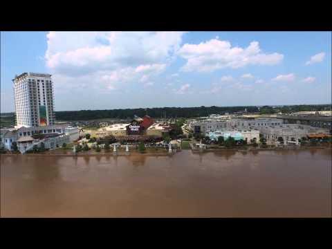 Shreveport Bossier Flooding June 7 2015