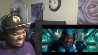 Pacific rim 2: uprising - official trailer #1 (2018) reaction